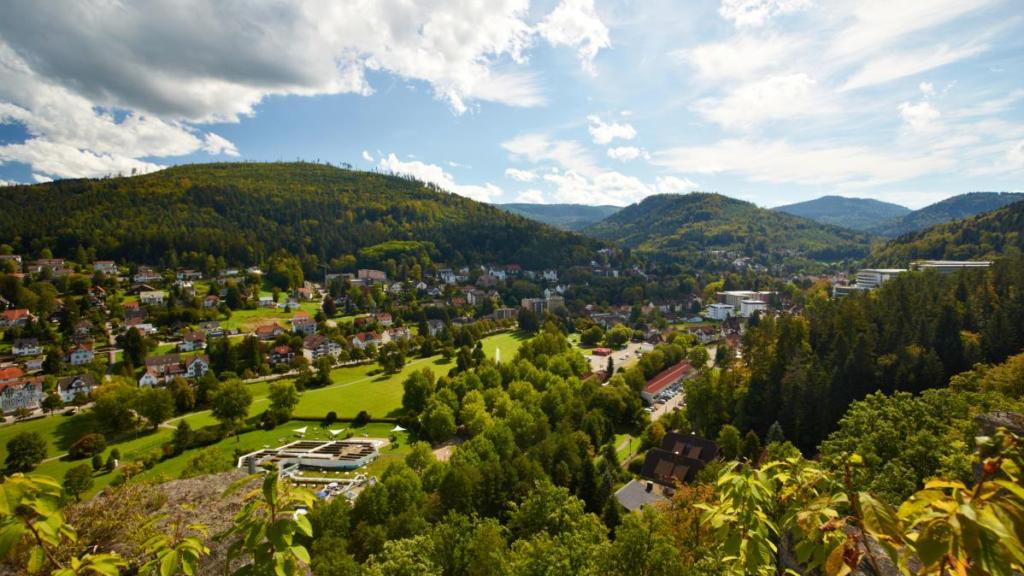 Schwarzwald Wellness Gesundheit Heilklimatische Kurorte
