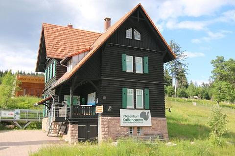 Schwarzwald Nachhaltiger Partner Infozentrum Kaltenbronn