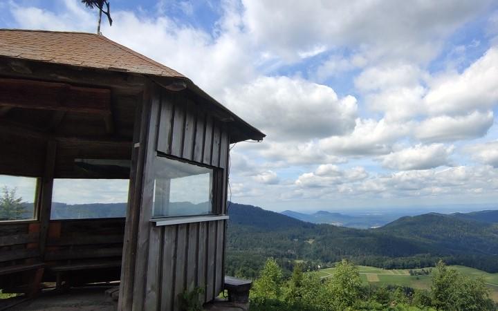 Schwarzwald Urlaub Schweizerkopfhütte