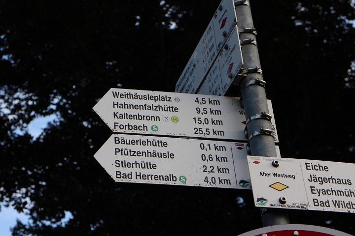 Schwarzwald Wandern im Schwarzwald